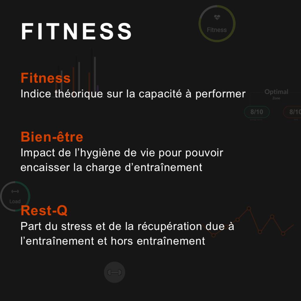 fitness, bien-être, rest-q