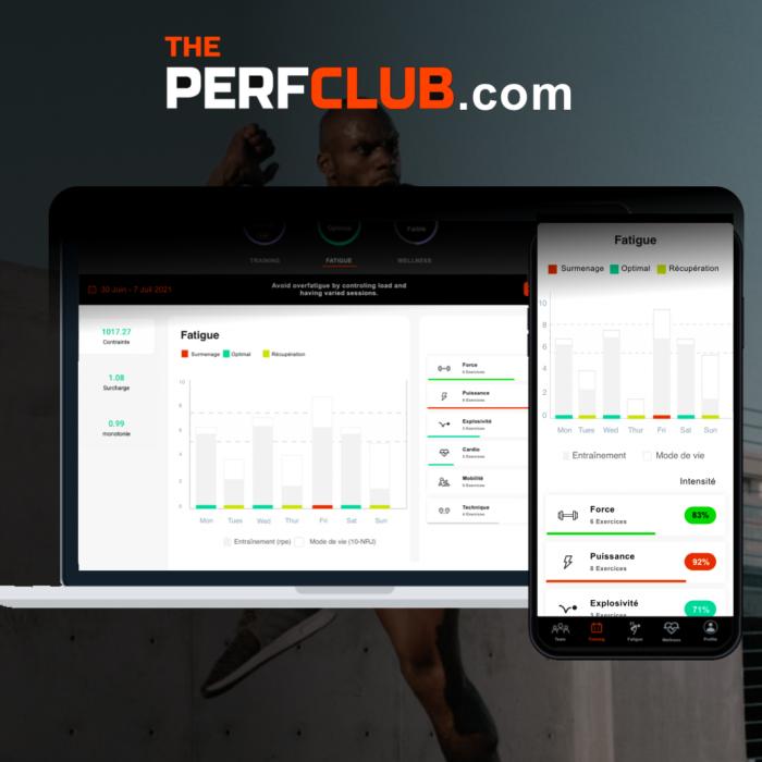 Mise à jour ThePerfClub : mieux quantifier la fatigue et la récupération